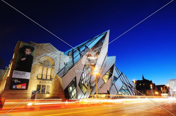 Royal Ontario Museum by Ren Hui Yoong | Visual | Tenlegs